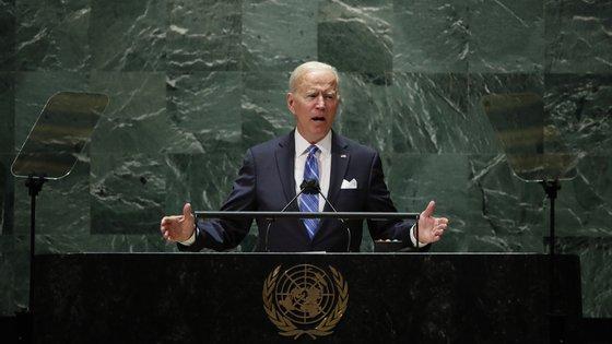 """""""Os Estados Unidos permanecem determinados e prontos para impedir as armas nucleares iranianas"""""""