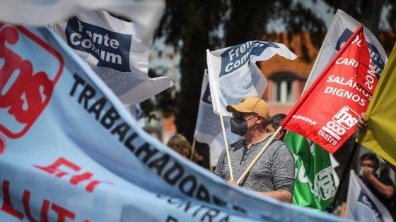 Frente Comum convoca greve nacional para 12 de novembro.