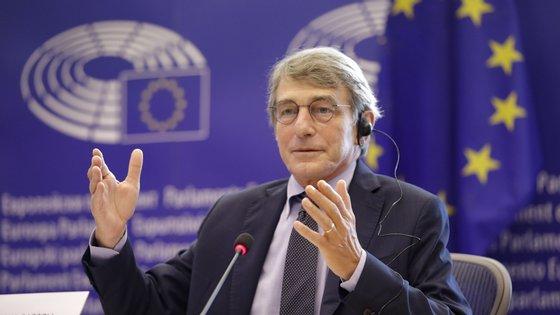O presidente do PE, que é da mesma família política europeia do Partido Social-Democrata alemão (SPD), felicitou Scholz pela sua vitória nas legislativas de domingo