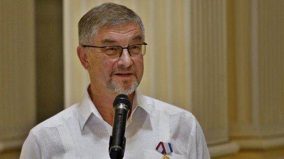 """Mikhail Kamynin reforça que a partilha de informações """"não é um caso único"""""""
