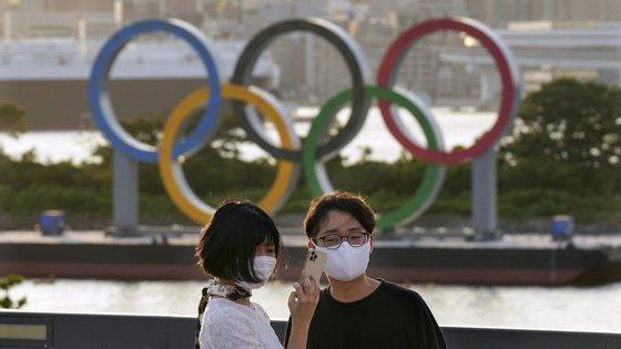 Tóquio está a viver o seu quarto estado de emergência, que durará até 22 de agosto, durante os Jogos Olímpicos e Paraolímpicos