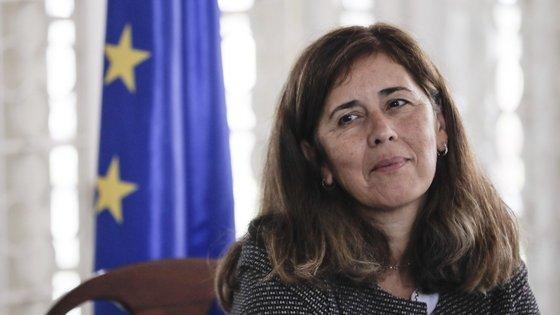 """O regime de Nicolas Maduro considerou Isabel Brilhante Pedrosa """"persona non grata"""""""