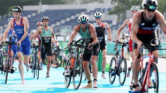 Os atletas portugueses ficaram ambos dentro dos 30 primeiros classificados