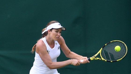A tenista norte-americana é 44.ª do mundo