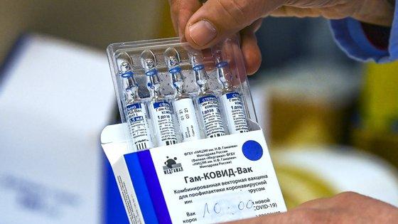 A Hungria é atualmente o único membro da União Europeia a administrar a vacina da Rússia