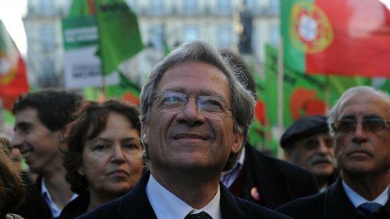 Fernando Nobre não aceita a vacinação contra a Covid-19