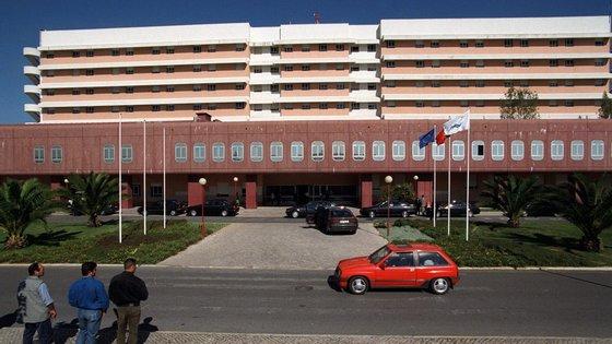 Com 45 camas em enfermaria para doentes Covid-19, o Hospital Garcia de Orta apresenta uma taxa de ocupação de 84% neste setor