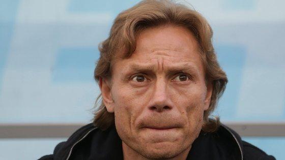 A missão de Karpin, de 52 anos, será qualificar seu país para Mundial de 2022, no Catar