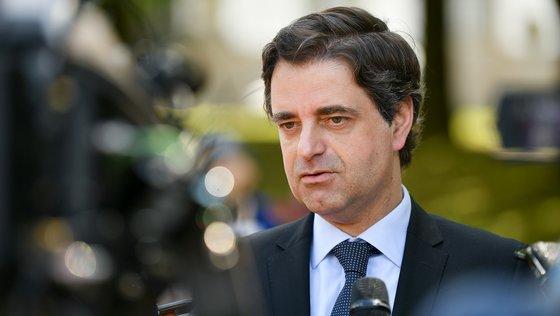 """O candidato destaca, no entanto, a construção da nova ETAR de Frossos, que """"vai resolver um problema estrutural de décadas"""