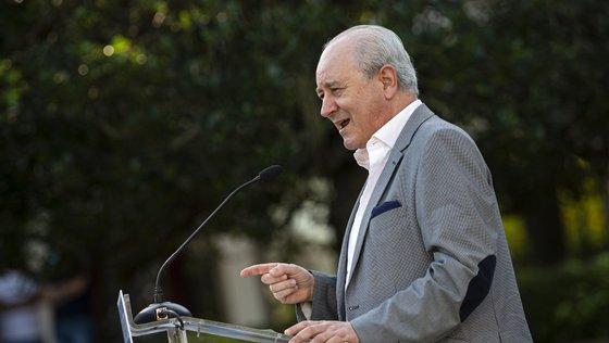 Rui Rio aproveitou ainda para criticar o atual presidente da Câmara eleito pelo PS, Basílio Horta