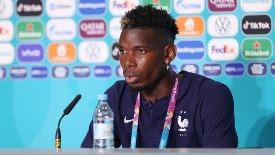 Paul Pogba ganhou o prémio de Melhor Jogador em Campo no França-Alemanha, distinção que é patrocinada pela Heineken