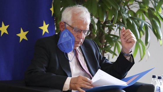 Estados-membros da União vão analisar o aumento de travessias ilegais da Bielorrússia para o espaço comunitário