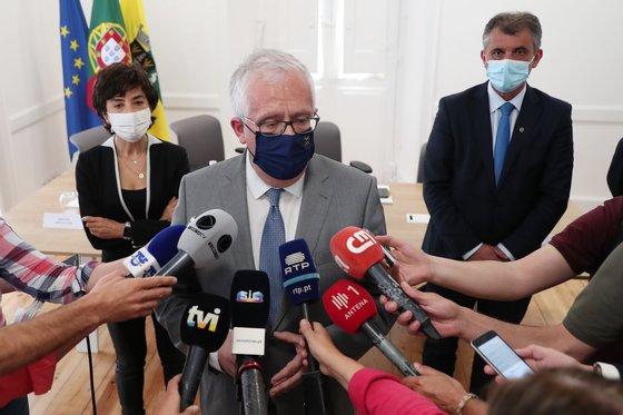 Eduardo Cabrita falava no encerramento do debate de urgência requerido pelo PAN sobre a situação dos imigrantes que trabalham nas explorações agrícolas na zona de Odemira