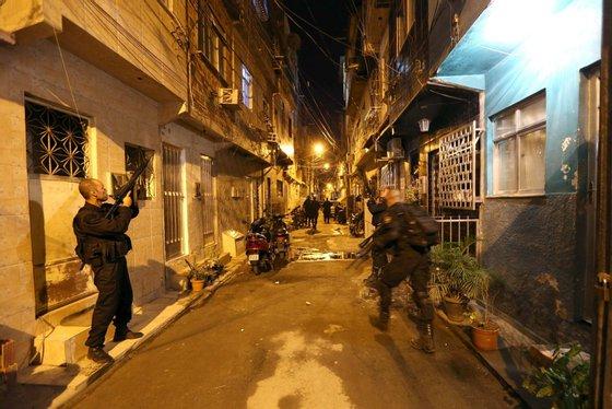 """Desde 2008 que o governo do Rio de Janeiro colocou em marcha uma política de """"pacificação"""" das favelas"""