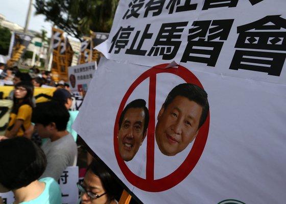 """""""A reunião marcará o início de uma comunicação direta"""" entre os dois líderes, disse Zhang Zhijun."""