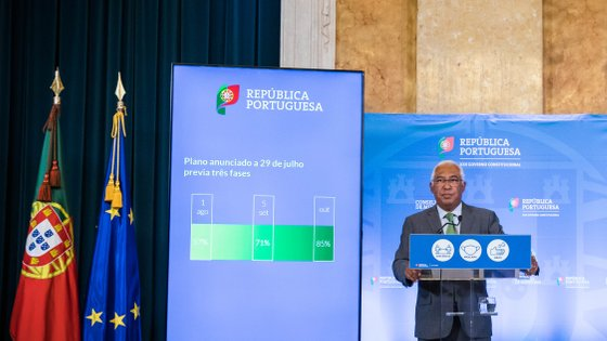António Costa diz que não deu nenhuma notícia surpreendente