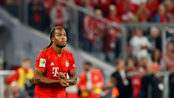 O jogador assinou pelo Bayern em 2016, antes do Europeu, mas nunca conseguiu afirmar-se e saiu para o Lille em 2019