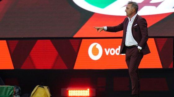 Questionado sobre os objetivos do Braga para o campeonato, Carlos Carvalhal garante que os arsenalistas vão começar mais fortes