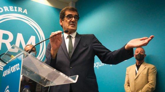 Aos 65 anos, Rui Moreira é reeleito pela terceira e última vez à Câmara Municipal do Porto