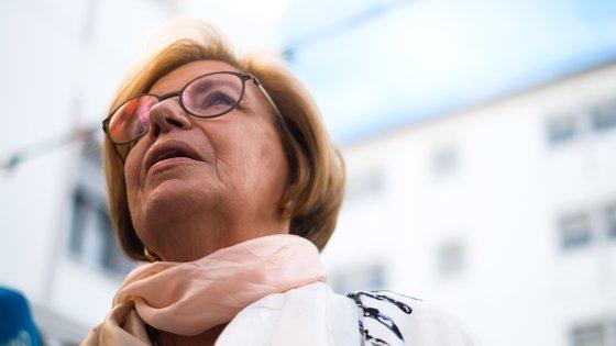 """Reconhecendo que a sua reeleição como vereadora """"era o objetivo mínimo"""" da sua candidatura, Ilda Figueiredo admitiu que apontavam a """"mais eleitos"""""""