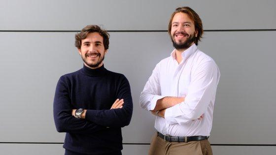 João Vieira da Costa e Francisco Pacheco são os fundadores da Replai