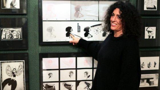 Regina Pessoa é uma das realizadoras de animação celebradas no site da Cartoon Forum, que celebra a animação portuguesa este ano