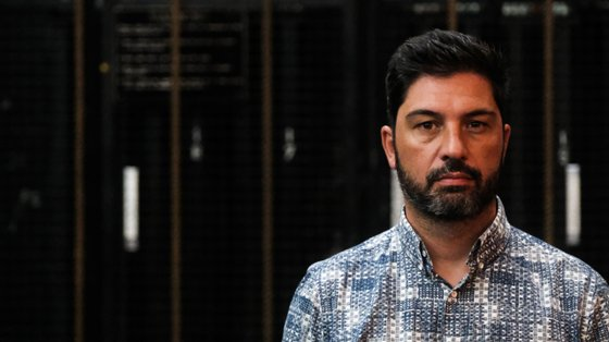 Tiago Guedes, diretor do Teatro Municipal do Porto