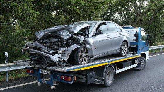 De acordo com o documento, a maior parte dos acidentes ocorreu com automóveis ligeiros (75,2%) e metade das vítimas mortais registaram-se na rede rodoviária sob responsabilidade das Infraestruturas de Portugal (33,3% do total), Brisa (8,3%) e município de Vila Franca de Xira (8,3%)