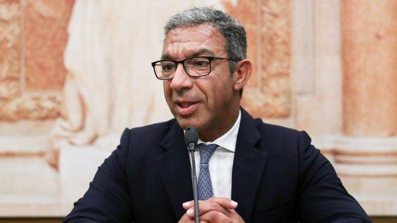 Duarte Pacheco, deputado do PSD.