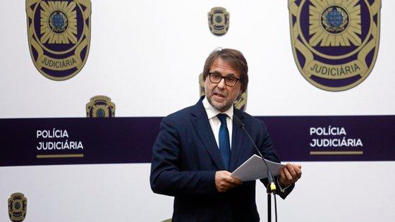 Luís Neves foi o único dos quatro membros da direção que viu o seu mandato renovado por mais três anos