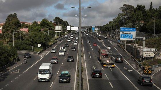 """A mobilidade """"é um dos grandes desafios"""" da área metropolitana de Lisboa, acompanhou Inês de Sousa Real"""