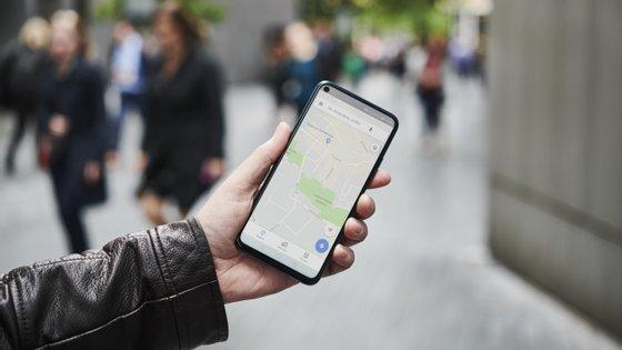O Google Maps foi lançado 8 de fevereiro de 2005