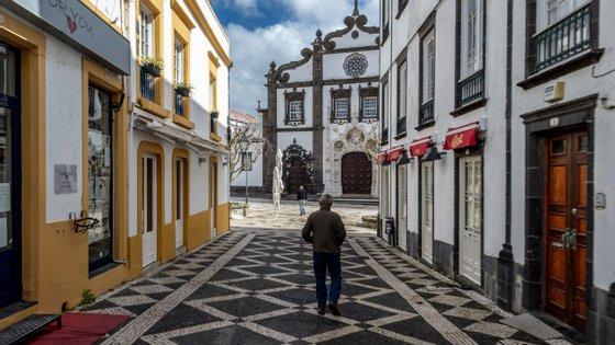 """A candidatura da CDU à Câmara de Ponta Delgada defendeu que """"os espaços nobres da cidade devem ser destinados para o uso da população"""""""