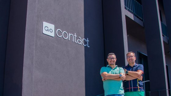 Rui Marques e João Camarate são fundadores da GoContact