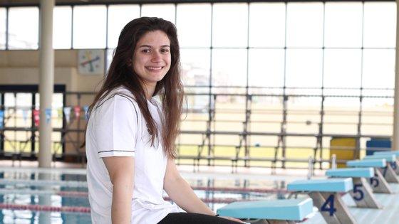 Ana Catarina Monteiro conseguiu tornar-se a primeira portuguesa a chegar a uma meia-final dos Jogos Olímpicos
