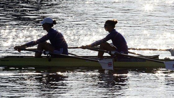 Em Pequim2008, Pedro Fraga tinha sido oitavo e, depois, quinto em Londres2012 juntamente com Nuno Mendes