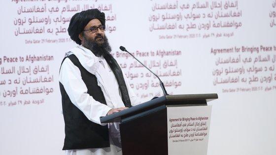 Abdul GhaniBaradar foi nomeado vice-primeiro-minisro do Emirado Islâmico do Afeganistão