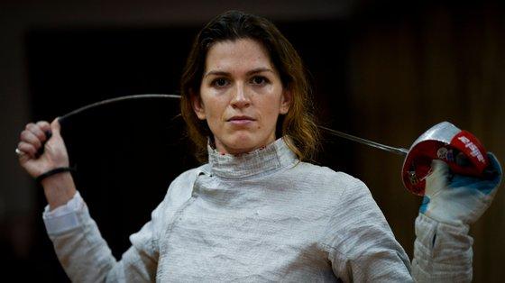 A atleta de 36 anos também competiu nos Jogos de Londres, em 2012, e do Rio, em 2016
