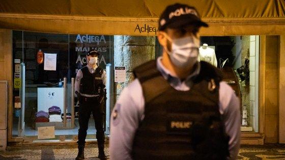A PSP adianta que a operação vai decorrer na sua área de responsabilidade em Portugal Continental e na totalidade das Regiões Autónomas da Madeira e dos Açores