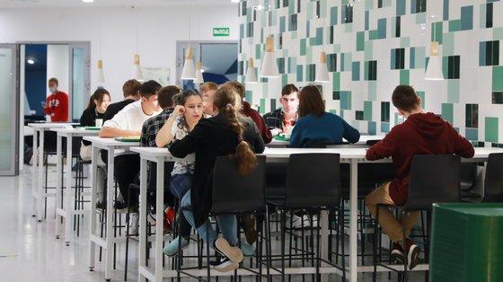 As orientações relativas à alimentação no recinto escolar foram enviadas às escolas a 9 de setembro