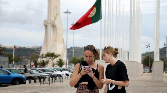 A região de Lisboa e Vale do Tejo é a única com um número de novos casos superior a 100