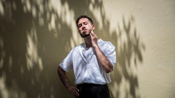 Pedro Mafama é um dos músicos que integra o cartaz do Música no Parque