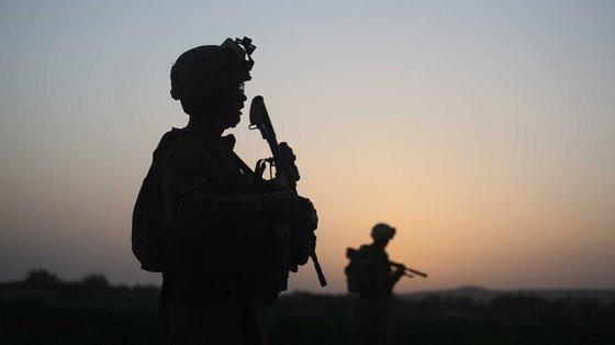 A missão teve como objetivo salvar militares afegãos e as suas famílias ligados aos EUA