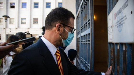 O advogado do empresário, Paulo Saragoça da Matta, foi quem relevou que o despacho será objeto de impugnação