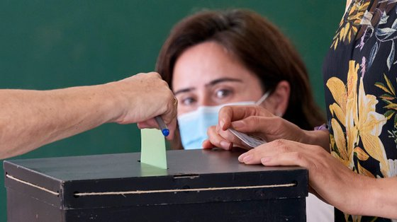 Este domingo foi dia de eleições autárquicas em Portugal