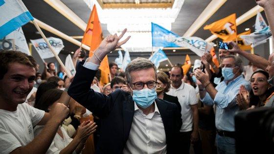 Rangel e Moreira da Silva não excluem a possibilidade de uma candidatura à liderança do PSD