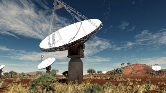 O objeto tem o nome das suas coordenadas, ASKAP J173608.2-321635, e está localizado no meio da nossa galáxia, a Via Láctea