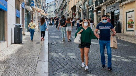 Portugal registou 757 novos casos de infeção pelo SARS-CoV-2 e nove mortes por Covid-19
