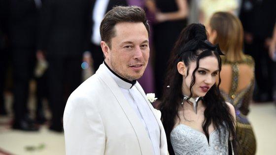 A última que vez foram vistos juntos foi na Met Gala, no início deste mês, ainda que Grimes, de 33 anos, tenha pisado sozinha a passadeira vermelha