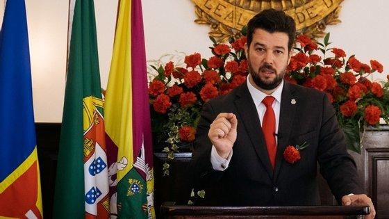 """O cabeça de lista adiantou que a Câmara do Funchal """"conseguiu agora o financiamento, num protocolo com o Instituto de Habitação e Reabilitação Urbana"""